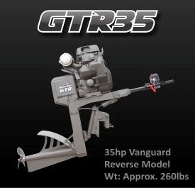 Gator-Tail 35GTR Outboard Mud Motor