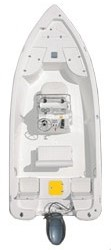 Nautic Star 1810 Bay 27 Gallon Rear Livewell