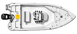 Nautic_Star_1910_overhead_rear_livewell