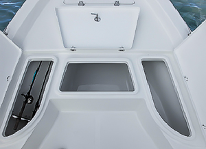 Nautic Star Boats 1910 Bay Center Console - Front Storage