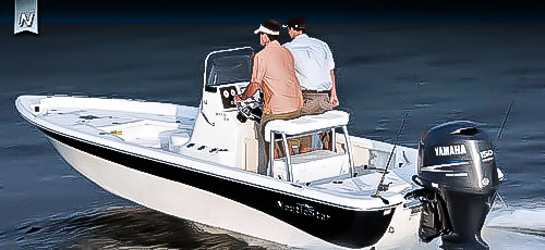 Nautic Star Boats 1910 Bay Center Console Fishing 6